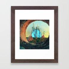 Duende Framed Art Print