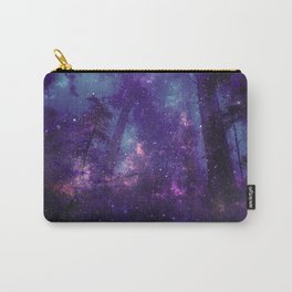 Beneath the Forest Carry-All Pouch
