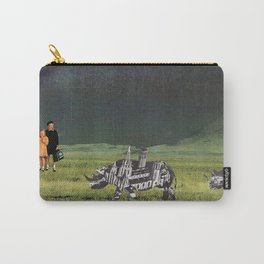 Wildlife in teh city Carry-All Pouch