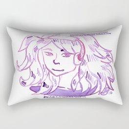 Paper Scrolls (10) Play Rectangular Pillow