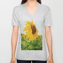 Sunflower 7 Unisex V-Neck