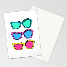 Highly speculative... (Pop Version) Stationery Cards