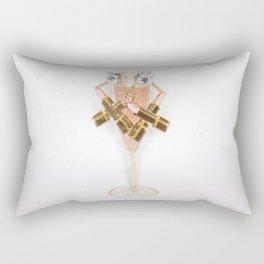Pop Fizz Clink Rectangular Pillow
