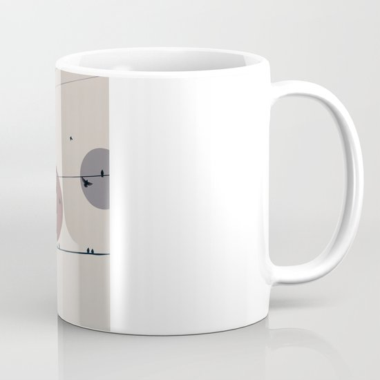 Chaos On The Wires Mug