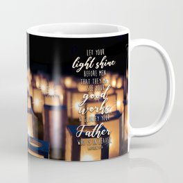 Matthew 5:16 Coffee Mug