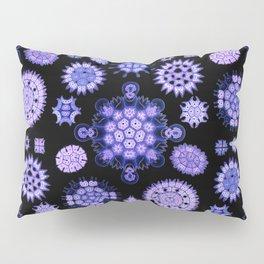 Ernst Haeckel - Melethallia (Purple) Pillow Sham