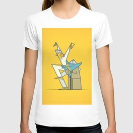 The Return of the Karate Kid T-shirt