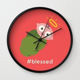 Divine Instavention Wall Clock