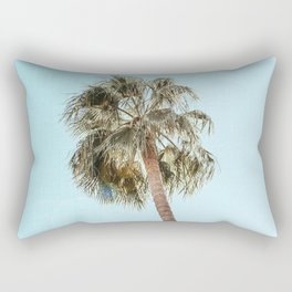 Single Palm Rectangular Pillow