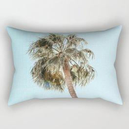 Single Palm Rectangular Pillow