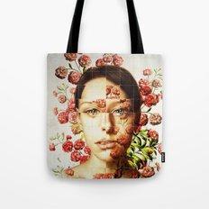 Face #1 Tote Bag