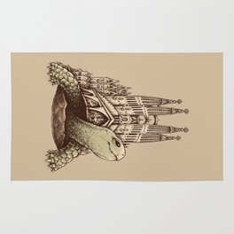 Slow Architecture Rug