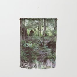 Vancouver Island Rainforest Wall Hanging