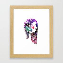 Fantasy girl 3 Framed Art Print