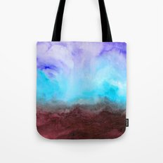 Gathering Your Storm Tote Bag