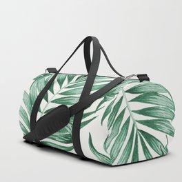 Palm Leaves Duffle Bag