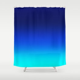 Re-Created Twilight2 by Robert S. Lee Shower Curtain