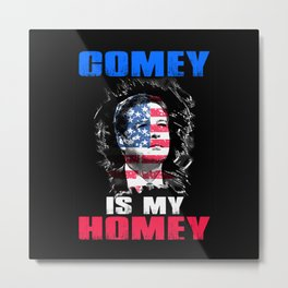 homey Metal Print