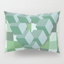 Penrose Cubed Pillow Sham