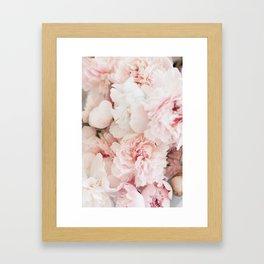 Flower Collection II Framed Art Print