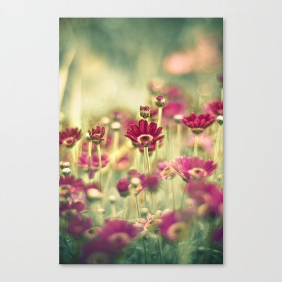 We Grew for You Canvas Print