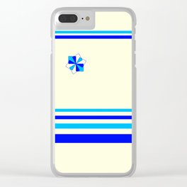 Azuros Clear iPhone Case