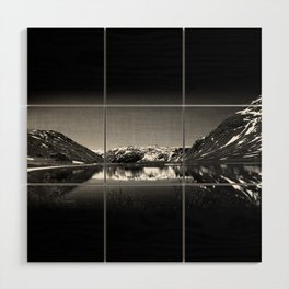 Mountain View at Norvegian Wood Wall Art