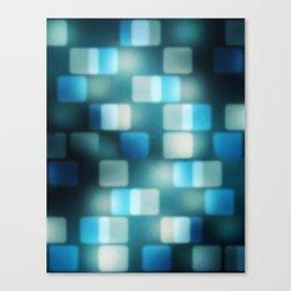 Movie Lights Canvas Print