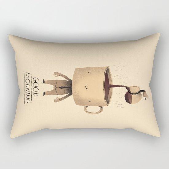 good morning. Rectangular Pillow