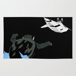 Gamera: Super Monster Rug