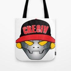 Creative Robot Tote Bag