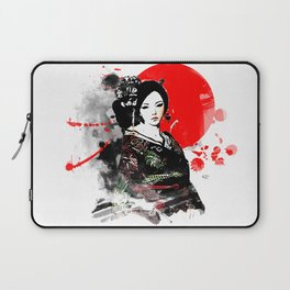 Kyoto Geisha Japan Laptop Sleeve