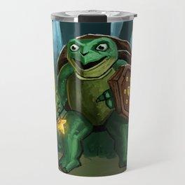 Turtle Paladin Travel Mug
