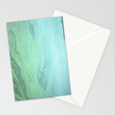 Algae  Stationery Cards