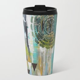 Mindful Past Travel Mug