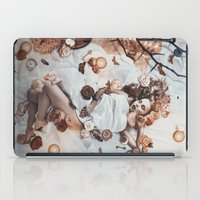 sleeping beauty iPad Cases featuring Sleeping Beauty by Rose's Creation