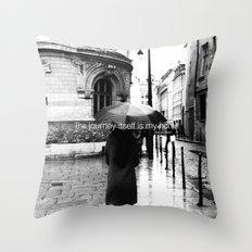Esperantos Quotes #5 Throw Pillow