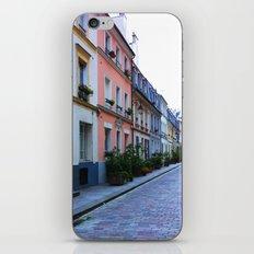 Paris Side Street iPhone & iPod Skin
