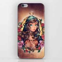 Our Lady of Guadalupe iPhone Skin