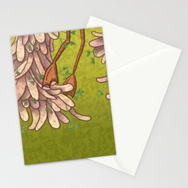 The Other Side of the Bird Stationery Cards