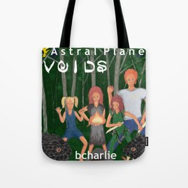 Astral Planes Voids Tote Bag