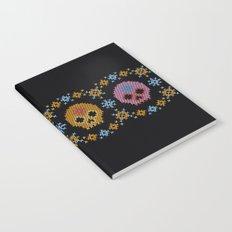 Scandi Scull Notebook