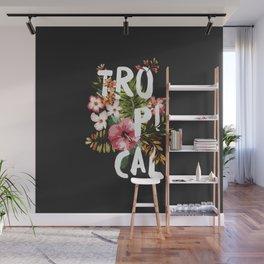 Tropical II Wall Mural