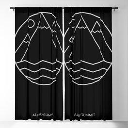 Alpine Summit Blackout Curtain
