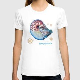 Eco Mural Project 7: Nautili T-shirt