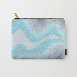 Demiboy Pride Flag Galaxy Carry-All Pouch