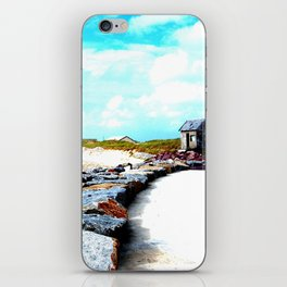 Normandy Beaches  iPhone Skin