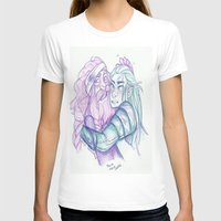 legolas T-shirts featuring Not in front of the Rohirrim by Gremlinloquacious