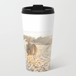 Baja donkeys Travel Mug