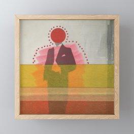 Tempi Residui - C4 - 003 Framed Mini Art Print